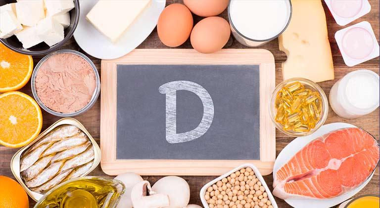 vitamina d post