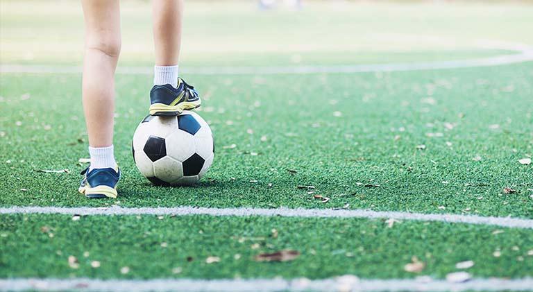 lesiones futbol