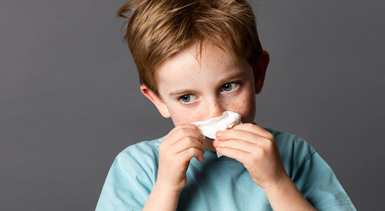 Vacunarse de rinitis