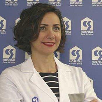 Dra. Escribano Pérez, Diana