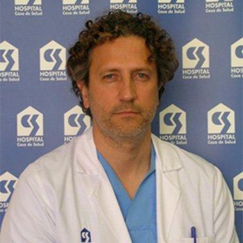 Dr. García Galiana, Santiago