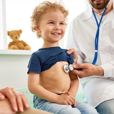 La Salud Infancia y Adolescencia