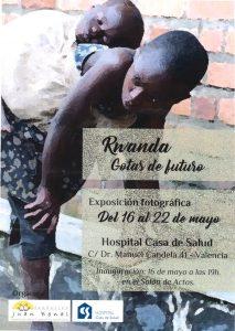 Exposición de fotografia solidaria Ruanda