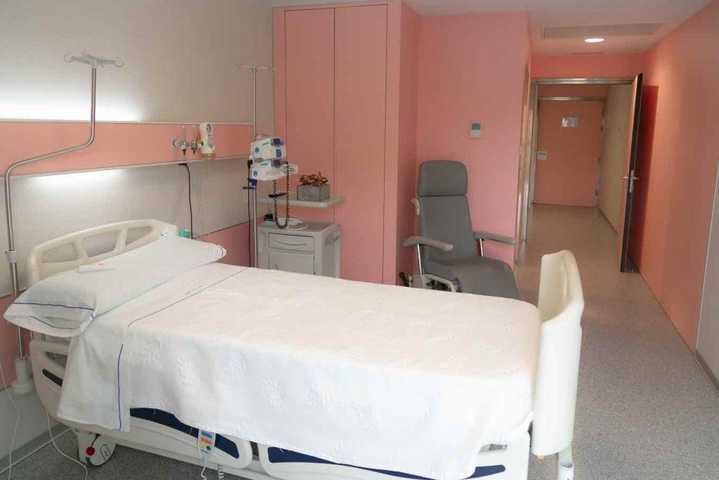 La Salud Hospital Habitación