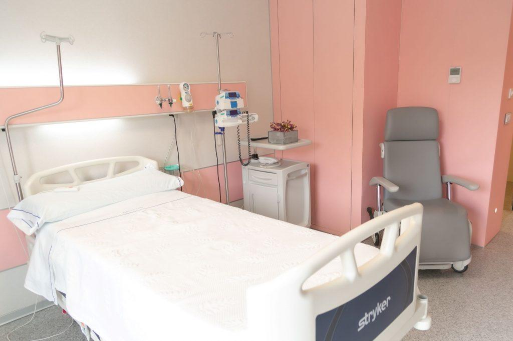 La Salud Hospital Habitación Suite
