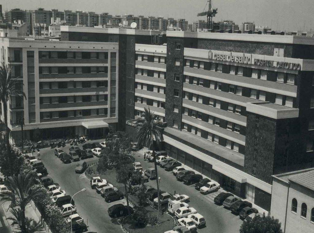 La Salud Hospital Nuestra historia 1