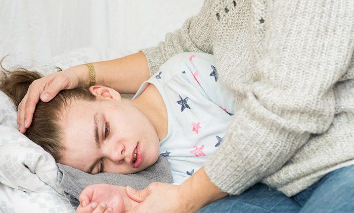 epilepsia en menores