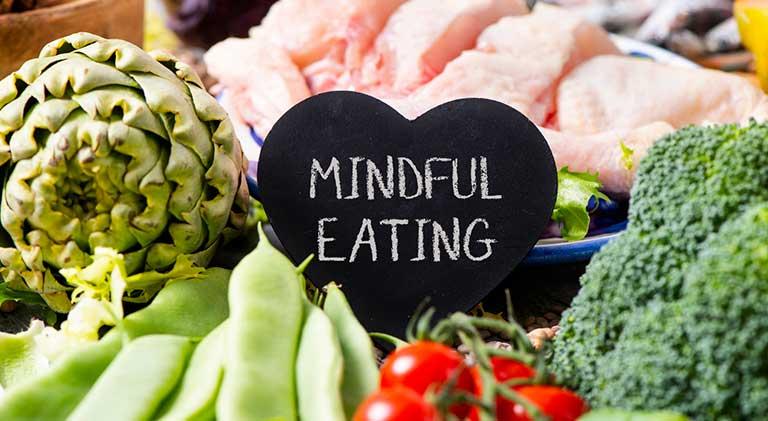 mindful eating lasalud